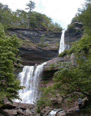 Stock photo of Kaaterskill Falls