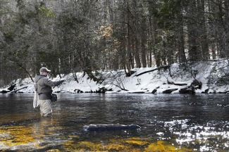The Farmington River, CT