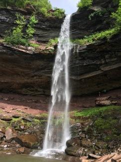 Kaaterskill Falls (upper portion)