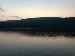 Pre-sunrise