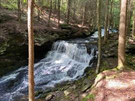 Waterfall, Mongaup Creek